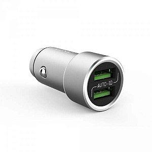 Carregador Veicular Dual USB 3.6A para iPhone KD-506 - Kaidi