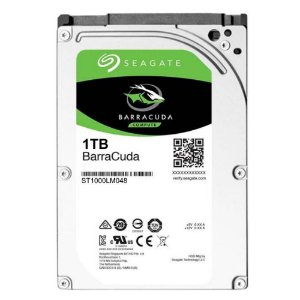 "HD 2.5"" SATA3 1TB Barracuda - Seagate"