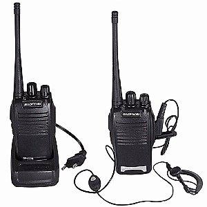 Rádio Comunicador Walk Talk BF777S - Baofeng