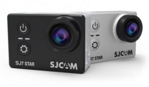 Câmera de Ação SJ7 Star Touch Screen 12MP 4K WiFi - SJCAM