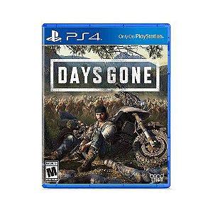 Jogo Days Gone PS4 Blu-ray - Sony