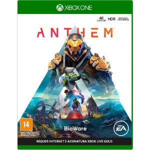 Jogo Anthem Xbox One Blu-ray - Electronic Arts
