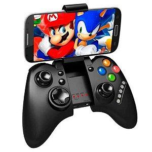 Controle Gamepad Bluetooth PG-9021 Classic - Ipega