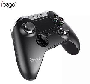 Controle Gamepad Bluetooth PG-9069 Touchpad - Ipega