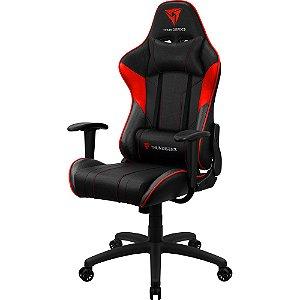 Cadeira Gamer EC3 Vermelha - ThunderX3
