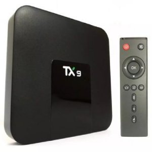Android TV Box TX9 4K UHD 2GB RAM 16GB