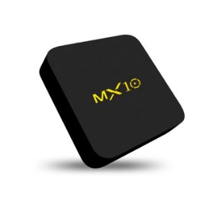 Android TV Box MX10 4K 4GB RAM 32GB