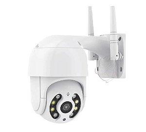 Câmera IP Speed Dome Externa 360° IP66 Infravermelho
