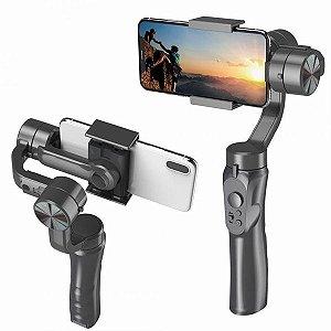 Estabilizador Gimbal Universal p/ Smartphone 3-AXIS
