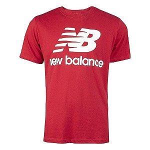 Camiseta New Balance Algodão Basic Masculina