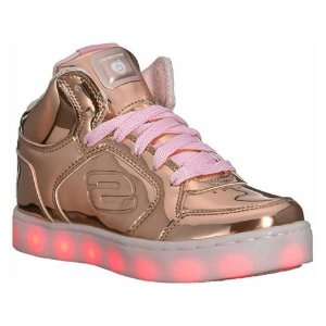 Tênis Infantil Skechers Energy Lights Dance N Dazzle