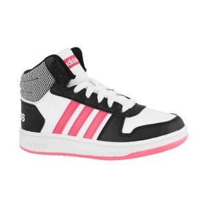 Tênis Cano Alto Adidas Hoops 2.0 Mid Infantil