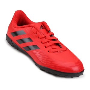 Chuteira Adidas Society Artilheira III TF Infantil