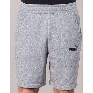 Bermuda Puma Moletom Ess Sweat Masculina