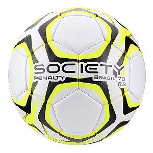 Bola de Futebol Society Penalty Brasil 70 R2