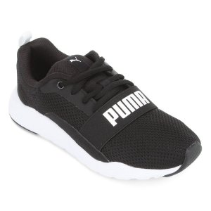 Tênis Puma Wired PS Infantil