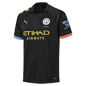 Camisa Puma Manchester City II Masculina