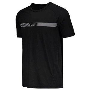 Camisa Puma Sportshirt Active Tec Masculina