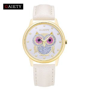 Relógio Gaiety de Coruja