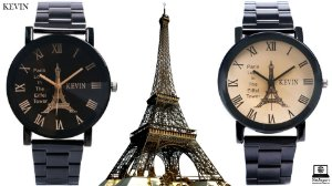Relógio Paris Torre Eiffel - KEVIN