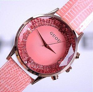 Relógio Dama da Moda 2016 - GUOU