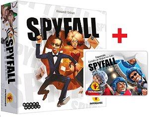 Spyfall + Cartas Promocionais Estádio de Hóquei no Gelo