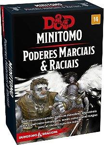 Dungeons & Dragons: Minitomo Poderes Marciais e Raciais