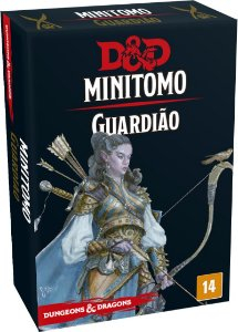 Dungeons & Dragons: Minitomo do Guardião