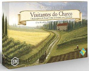 Viticulture Visitantes do Charco