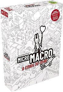 Micro Macro A Cidade do Crime