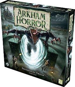 Arkham Horror Segredos da Ordem (Expansão)