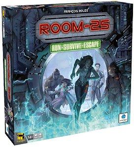 Room 25 + Promo Dado de Audiência + Salão do Tom