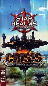 Star Realms Crisis Frotas e Fortaleza