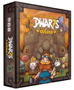 Dwar7s Outono + Meeple Stickers + 8 Promos
