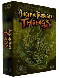 "Ancient Terrible Things + Catarse + Carta ""Encosto"" (Pré-Venda)"