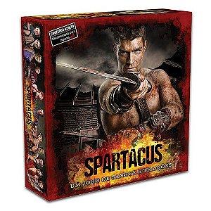 Spartacus - Um Jogo de Sangue e Traições + Promo