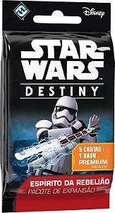 Star Wars Destiny - Espirito da Rebelião Pacote de Expansão