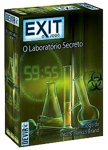 Exit O Laboratório Secreto