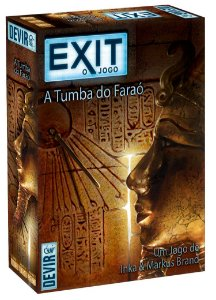 Exit A Tumba do Faraó