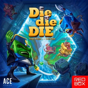 Die Die DIE! + 3 Extra Catarse (Pré-Venda)