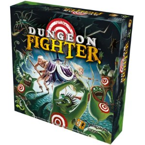 Dungeon Fighter + 4 Expansões
