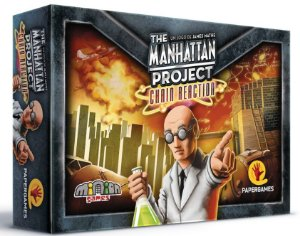 The Manhattan Project: Chain Reaction (Pré-Venda)