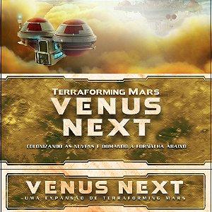 Terraforming Mars Vênus Next