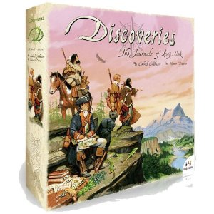 Discoveries The Journal of Lewis and Clark (Pré-Venda)