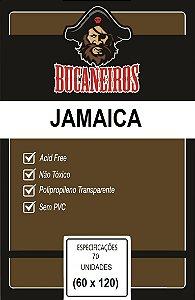 Sleeve Customizado Jamaica 60x120 mm - Bucaneiros