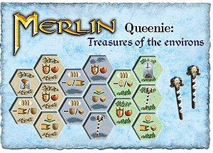 Merlin Queenie 1 Tesouros dos Arredores