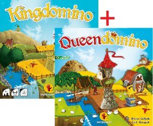 Kingdomino + Queendomino