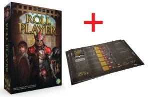 Roll Player + Promo Frogkin