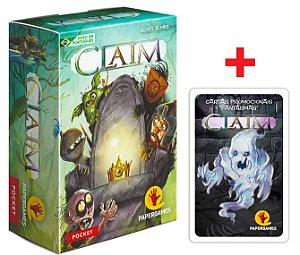 Claim + Cartas Promocionais