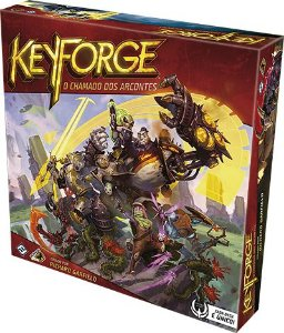 Keyforge O Chamado dos Arcondes Starter Set